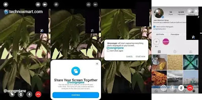 Facebook Messenger Included Latest Zoom-Like Screen Sharing Function