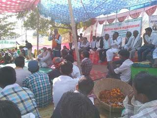 ekta-parishad-protest