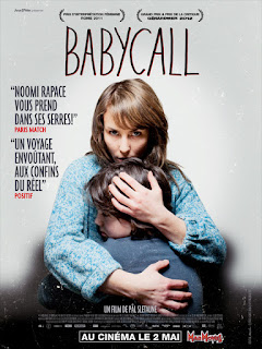 affiche française french poster de Babycall avec Noomi Rapace