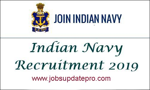 Join Indian Navy Recruitment 2019 after 12th - Apply Online for B.Tech Entry, Check Eligibility