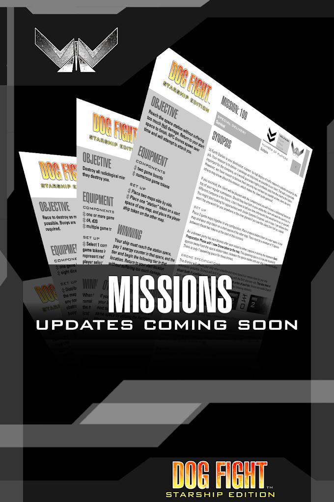 Mission Updates