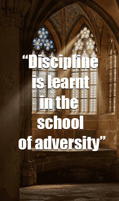 mahatma gandhi discipline sayings