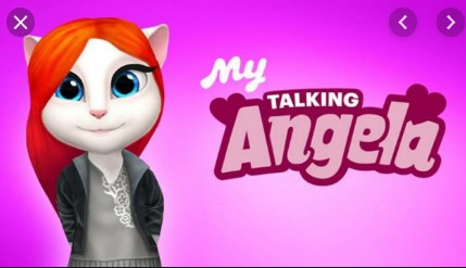 My talking Angela Apk+Data Free on Android Game Download