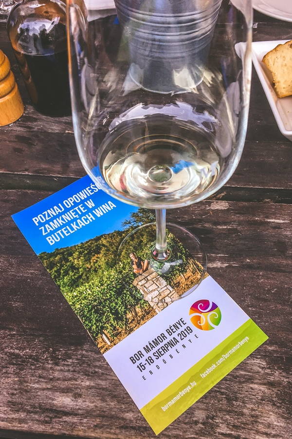 festiwal winiarski na Węgrzech