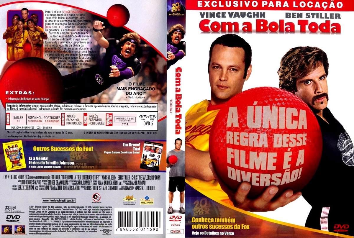 Blog dos Cacá : COM A BOLA TODA DE (2004) BEN STILLER EM DVD-R black39  [ACERVO]