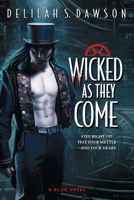 Wicked as they come | Blud #1 | Delilah S. Dawson