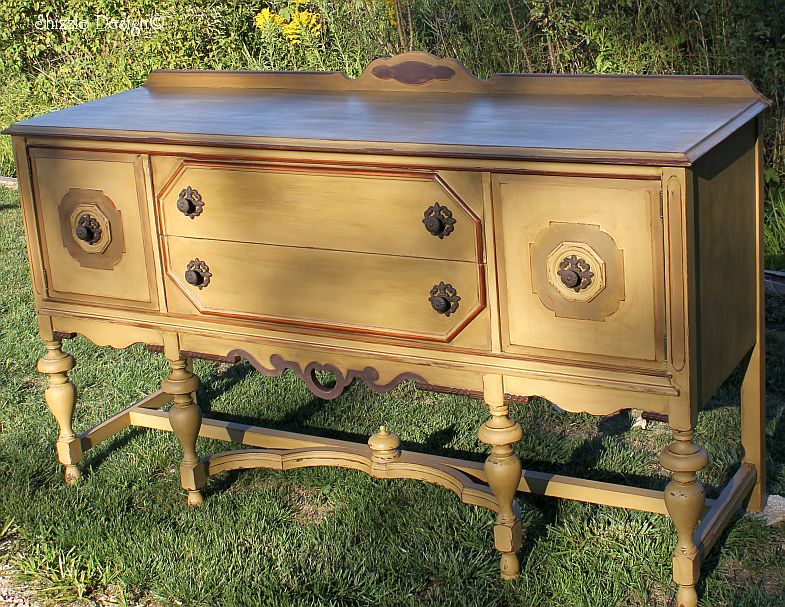 Shizzle Design Best Painted Furniture 2012