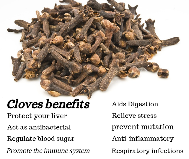 Clove benefits for men and women