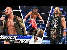 WWE Smackdown Highlights 8/7/2018 HD