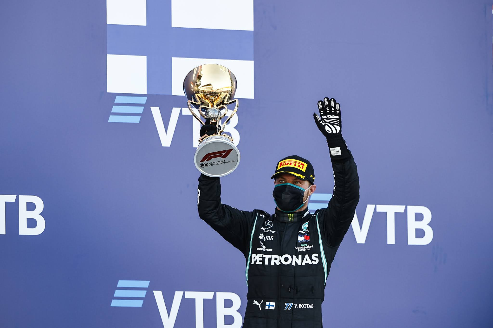 2020 Rusya Grand Prix!ini Bottas kazandı