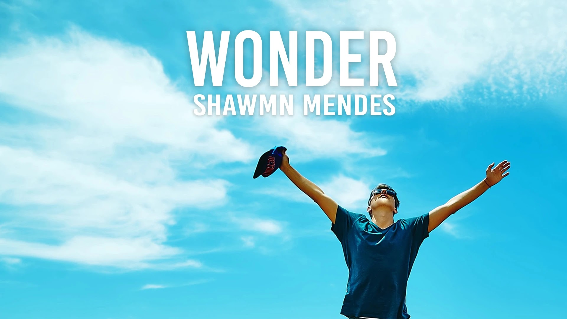Wonder - Shawn Mendes Boy Open Arms