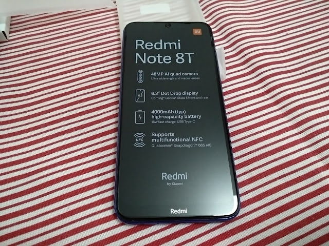 Xiaomi Redmi Note 8/8T Review