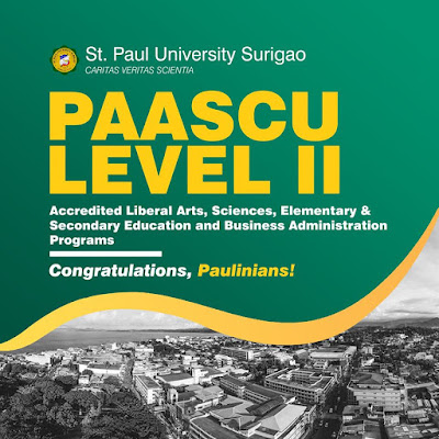 SPUSurigao PAASCU Level II
