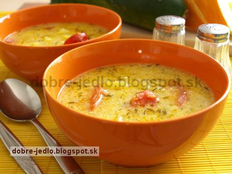 Tekvicová polievka - recepty