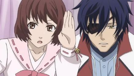 Gakuen Basara – Episódio 03