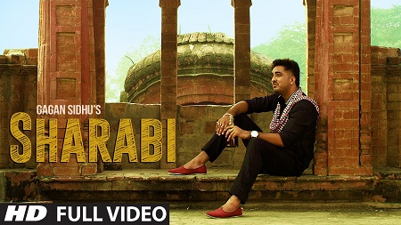 Sharabi Gagan Sidhu Latest Music Video Kuwar Virk New Punjabi Songs 2016