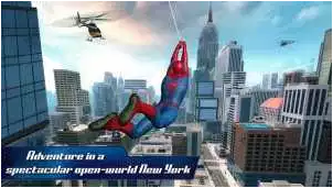 The Amazing Spider-Man 2 Mod Apk Data Money Free for android