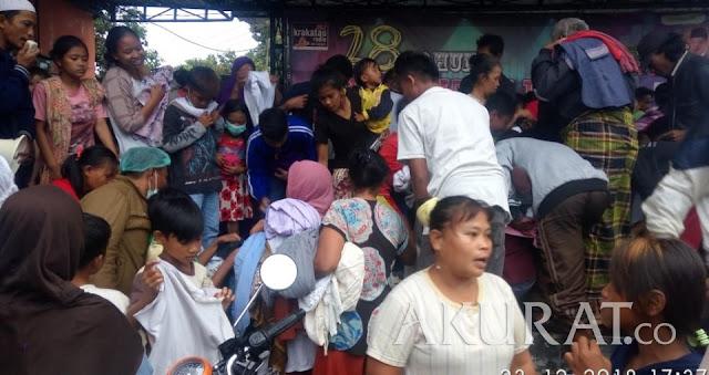Meski Ada Bantuan Kementerian PUPR, Pengungsi Butuh Obat-obatan dan Tenaga Medis