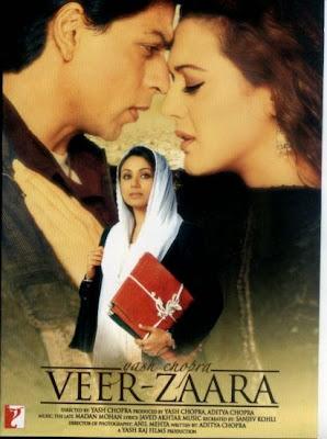 Veer Zaara 2004 Hindi BRRip 720p 1.2Gb And 480p 500mb