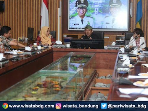 Pengembangan wisata halal Kota Bandung