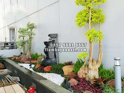 Jasa Tukang Taman Kering Surabaya
