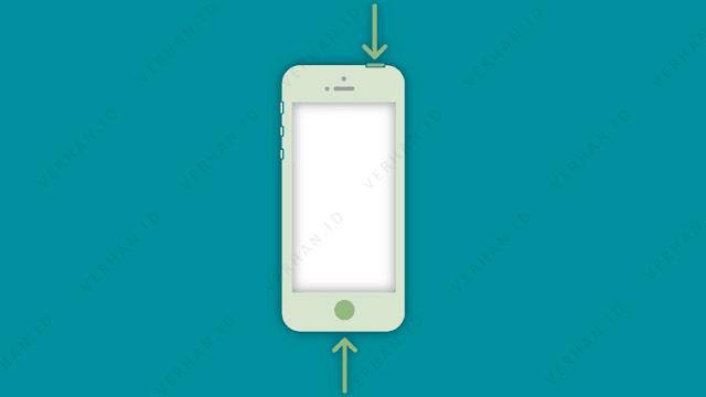 screenshot iphone se