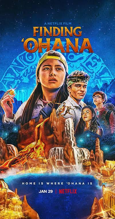 Film Finding 'Ohana Full Movie