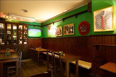 Pub irlandés Finnegans