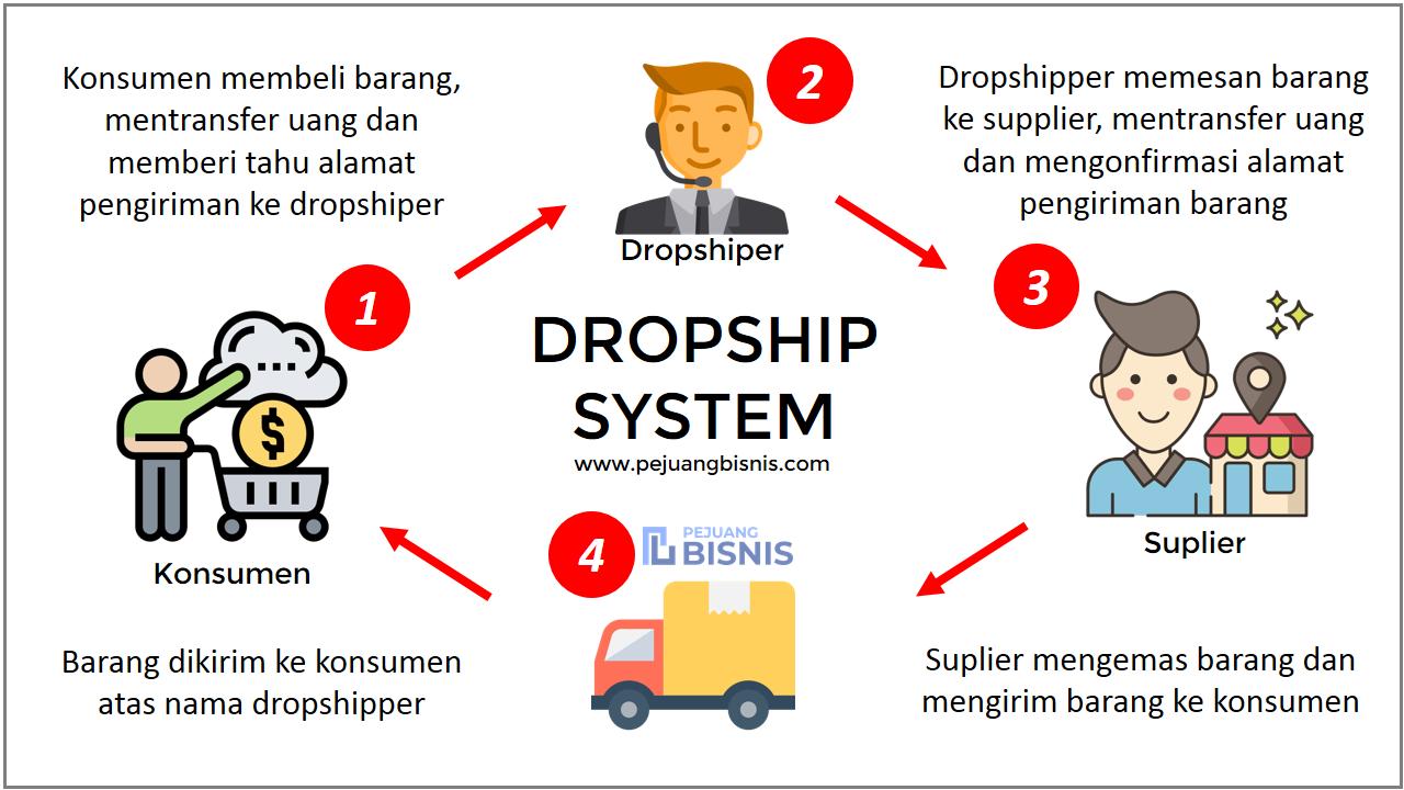 Skema Dropship System