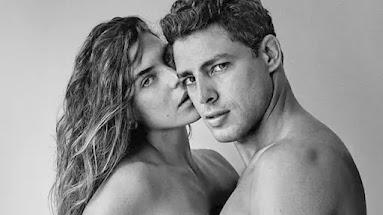 Mulher de Cauã Reymond é censurada por foto de nudez e toma atitude
