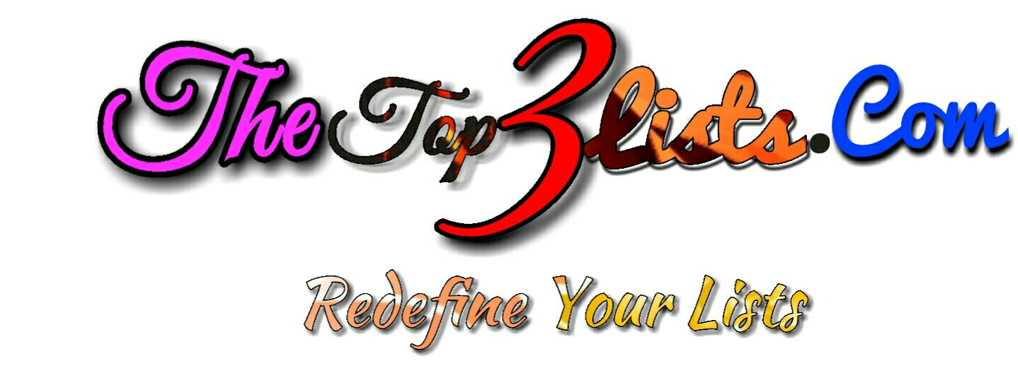 The Top 3 Lists - Redefine Your Lists