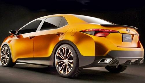 Toyota Corolla Furia Sun 2015