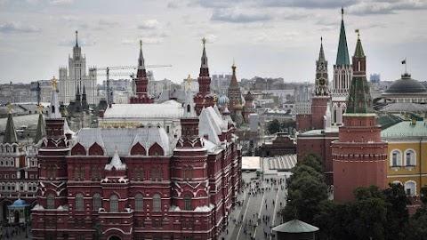 Második világháborús bombát találtak a Kreml területén