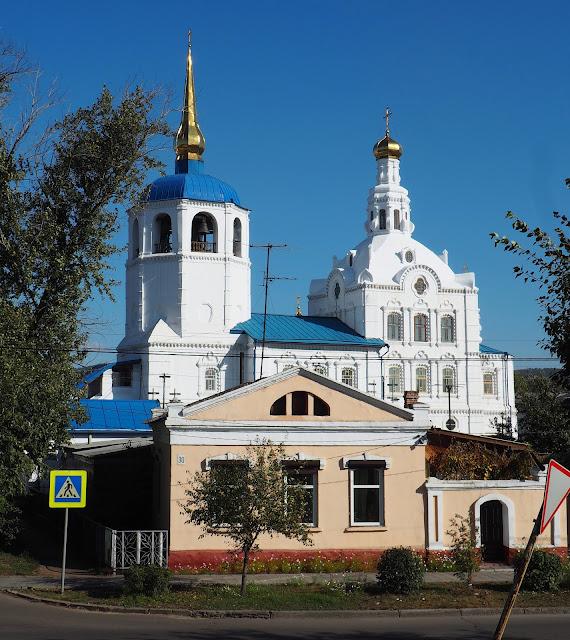 Улан-Удэ, Свято-Одигитриевский собор