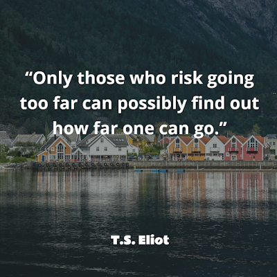 Best Quotes about Taking Risks