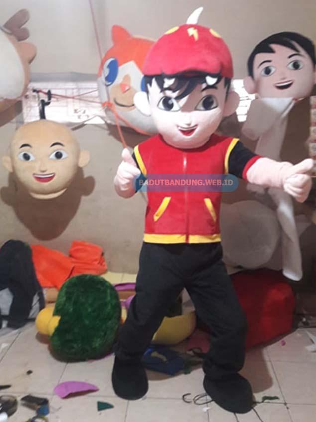 Gambar Badut boboiboy karakter utama