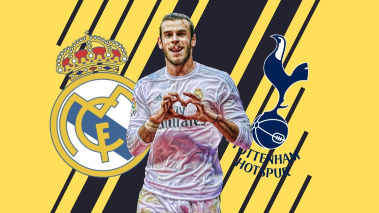 Real Madrid To Let Gareth Bale Leave On Loan Again At Tottenham?