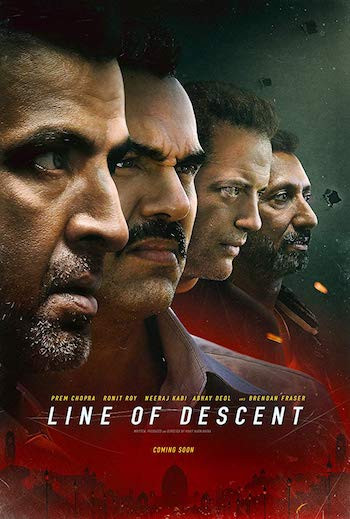 Watch online Line of Descent 2019 Hindi Movie Download WEB-DL 800Mb 720p Bolly4ufree