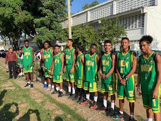 Campeones de baloncesto juvenil