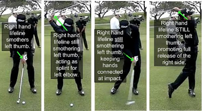 Adam Scott golf swing sequence positions address top downswing impact finish