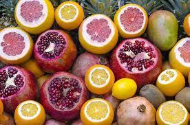 grapefruit for autodigestion