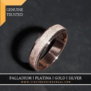 cincin kawin palladium single 527pd