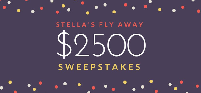 Stella Lighting wants you to enter once for the chance to win a crafters dream trip to this year's Quilt And Creative Festival in Houston, Texas with gift cards for spending and more!