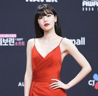 SNSD Sooyoung at 2020 MAMA