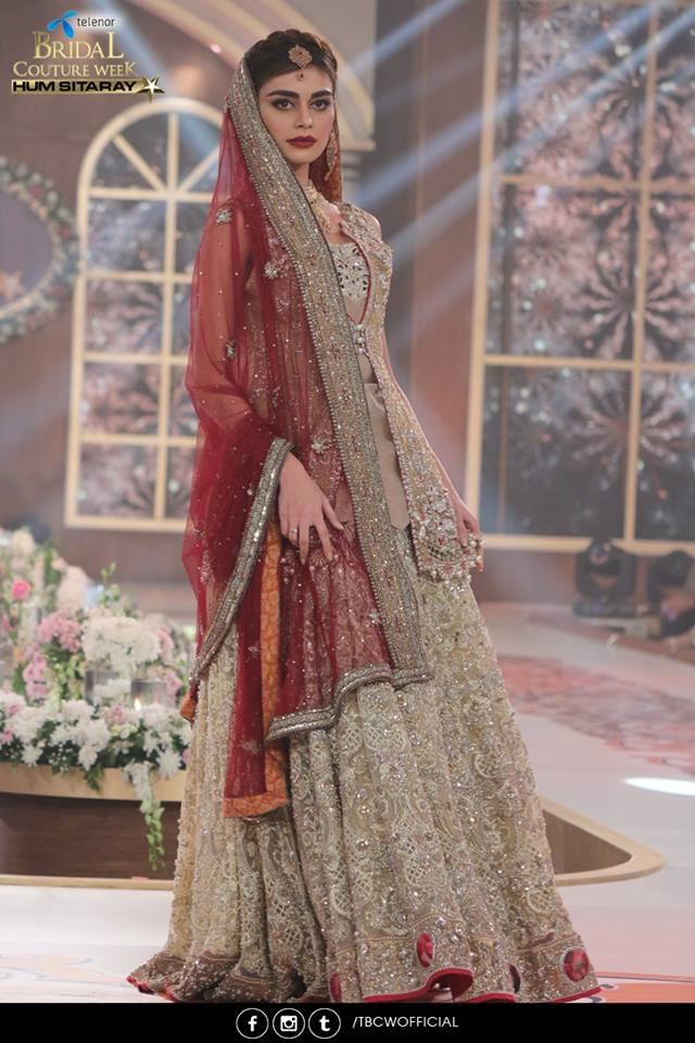 Amazingly Beautiful And Gorgeous Pakistani Bridal Wear