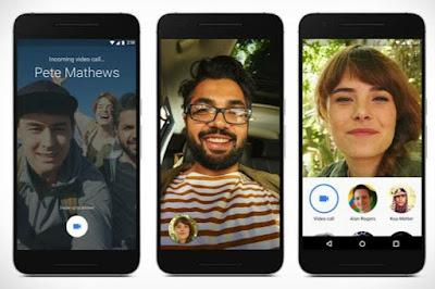 Jadikan hidupmu lebih menyenangkan dengan aplikasi google duo android untuk melakukan panggilan video tanpa lag