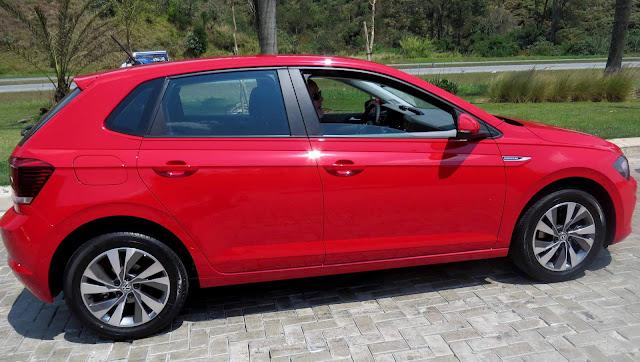 VW Polo 2018 - Comfortline Automático