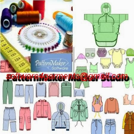 Pattern Maker Professional Studio Full Version --