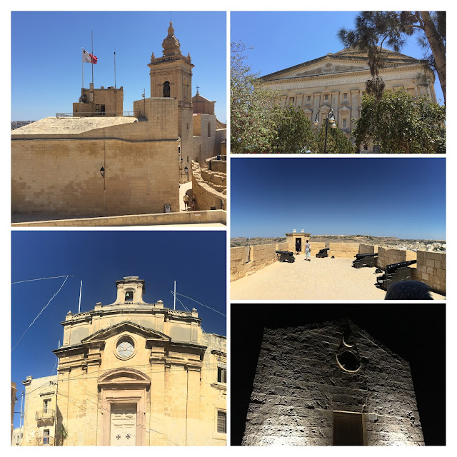 Malta architecture