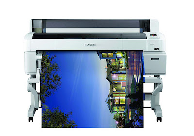 Auto media loading and switching maximises productivity and flexibility Epson SureColor SC-T7200D Driver Downloads